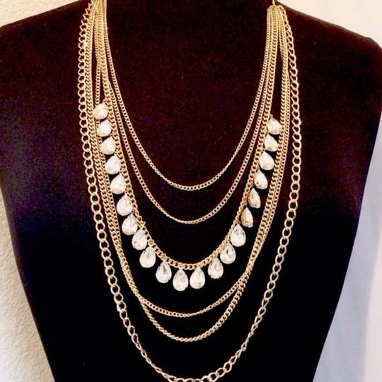 Other Tear Drop Necklace