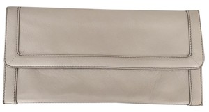 Banana Republic Off-White Clutch