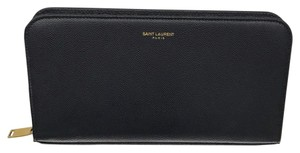 Saint Laurent Nwt Passport Wallet