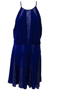 BCBGMAXAZRIA A-line Lace Dress