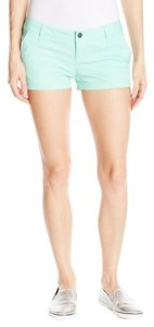 Volcom Frochickie 2.5 In Women's Size 9 Shorts Sea Glass