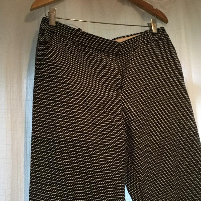 J.Crew Capris navy with white stitch