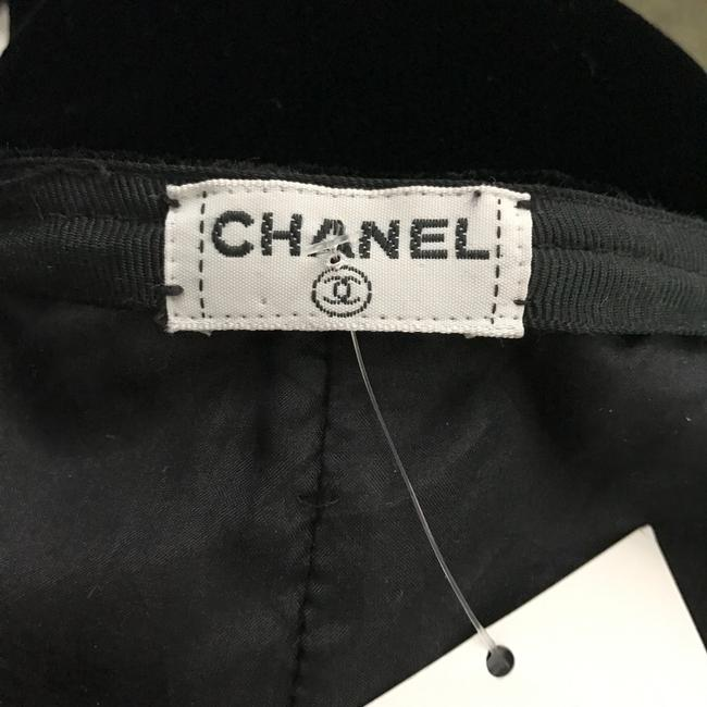 Chanel Capri/Cropped Pants Black