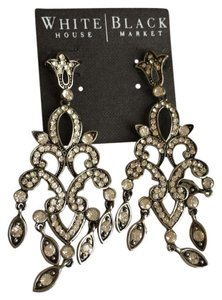 White House | Black Market sparkly earrings