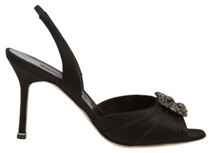 Manolo Blahnik black Formal