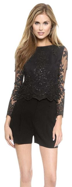 Preload https://img-static.tradesy.com/item/20607783/alice-olivia-black-ava-sheer-long-sleeve-embroidered-embellished-sequined-lace-tulle-blouse-size-2-x-0-1-650-650.jpg