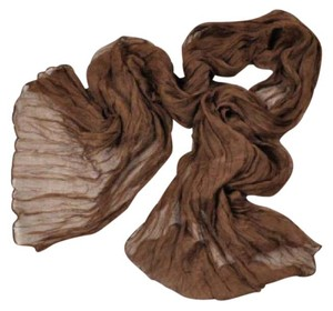 Other Women Long Crinkle Wrap Shawl Scarf