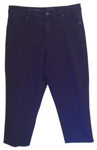 Coldwater Creek Capris Purple