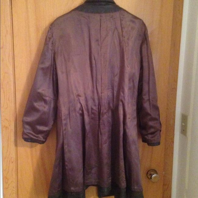 Other Jacket Leather Genuine Car Coat