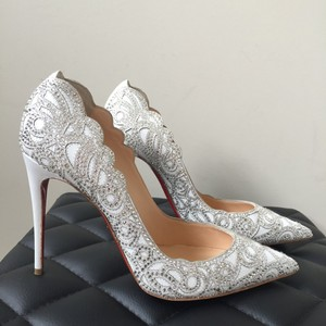 Christian Louboutin Christian Louboutin Top Vague Pump Wedding Shoes