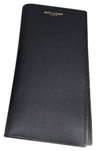 Saint Laurent poudre de grain wallet