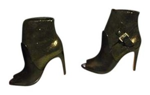 Luxury Rebel BLACK SHIMMER Boots
