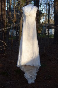 David's Bridal T9612 Wedding Dress