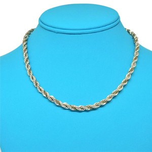 Tiffany & Co. Tiffany & Co. Vintage Twist Necklace