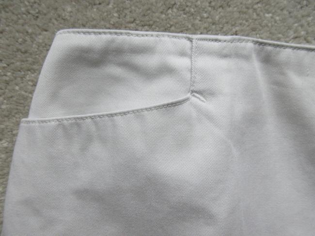 Talbots Cotton Skirt beige
