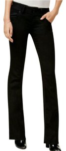 Hudson Jeans Dark Wash Hudson Black Boot Cut Jeans-Dark Rinse