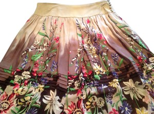 BCBG Paris Skirt Floral