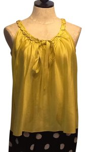 J.Crew Top yellow gold