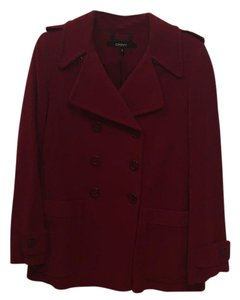 6425b18b35e Red DKNY Outerwear - Up to 70% off a Tradesy