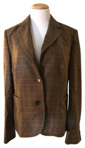 Façonnable Brown tweed Blazer