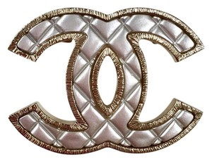 Chanel NEW! Classic CC Brooch Pin