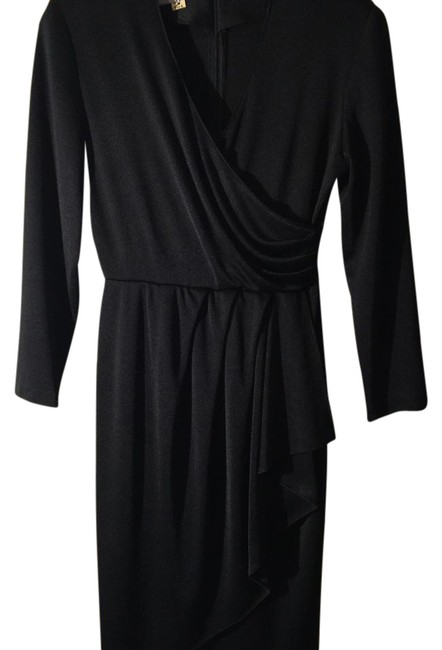 Preload https://img-static.tradesy.com/item/20609178/black-mid-length-night-out-dress-size-6-s-0-3-650-650.jpg