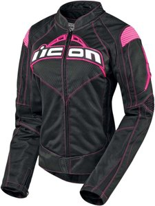Icon Motorcycle Leather Jacket