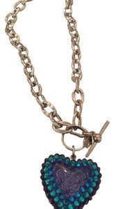 Tarina Tarantino heart necklace