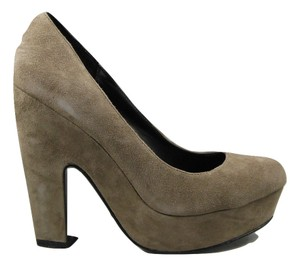 Dolce Vita Grey Platforms