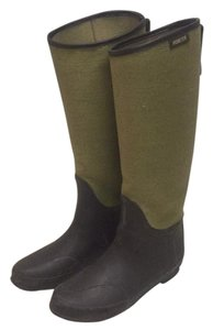 Hunter olive green Boots