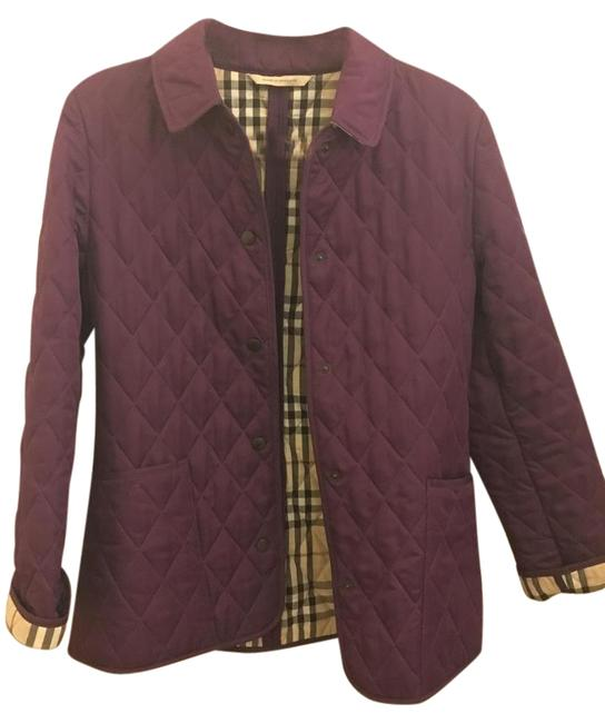 Item - Purple Constance Jacket Size 0 (XS)