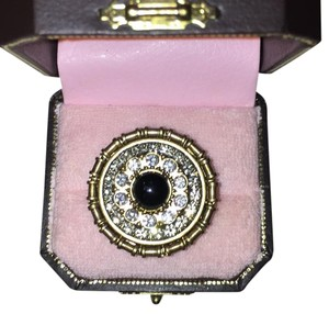 Juicy Couture Juicy Couture large cocktail ring