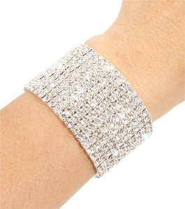 Other Crystal Stretch Bracelet