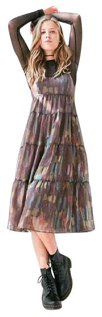 Preload https://img-static.tradesy.com/item/20610242/urban-outfitters-multicolor-ecote-alora-tiered-babydoll-mid-length-casual-maxi-dress-size-2-xs-0-1-650-650.jpg