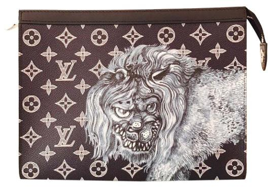 Preload https://img-static.tradesy.com/item/20610259/louis-vuitton-pochette-chapman-brothers-voyage-mm-black-ink-wristlet-0-2-540-540.jpg