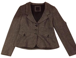 The Limited Black and White Blazer