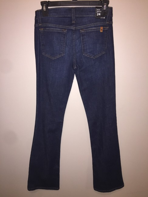 JOE'S N W O T Size 24 ** Free Shipping ** Crystal Provocateur Petite Boot Cut Jeans
