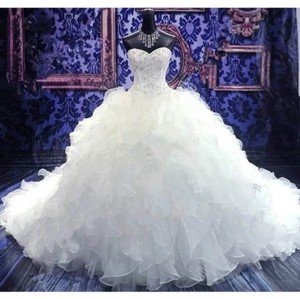Cathedral Wedding Dress