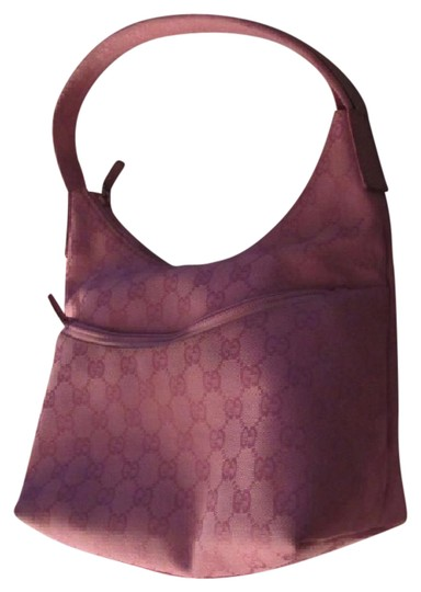 Preload https://img-static.tradesy.com/item/20610479/gucci-newer-pursesdesigner-purses-large-g-logo-print-in-shades-pink-on-canvas-with-camel-leather-hea-0-1-540-540.jpg