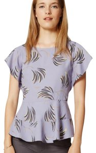 Ann Taylor LOFT Top autumn lilac