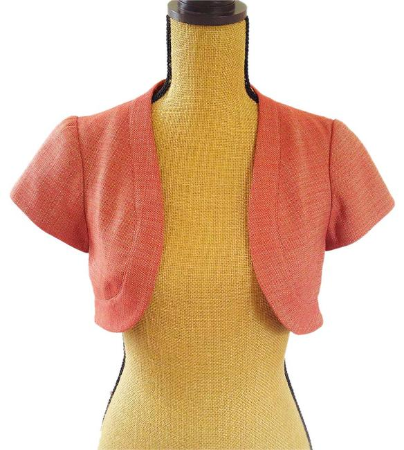 Preload https://img-static.tradesy.com/item/20610572/the-limited-coral-cropped-dress-shrug-nwot-cardigan-size-2-xs-0-1-650-650.jpg