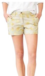 Gap Mini/Short Shorts tan & yellow