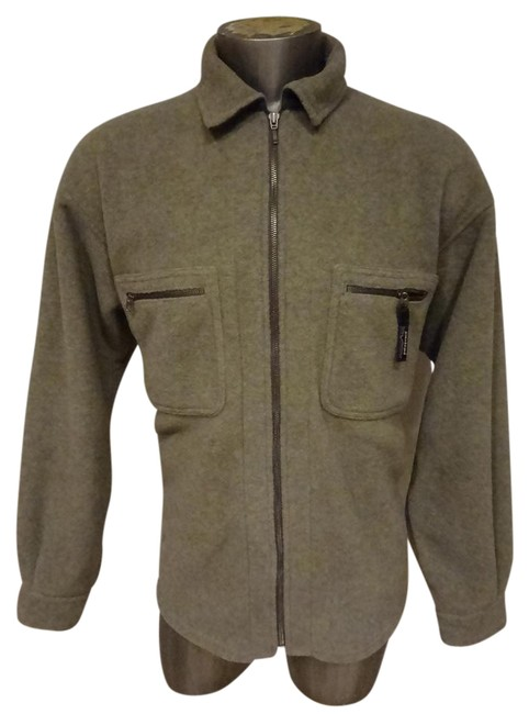 Preload https://img-static.tradesy.com/item/20610643/patagonia-gray-man-lightweight-synchilla-snap-t-fleece-rare-style-made-in-cananda-spring-jacket-size-0-1-650-650.jpg