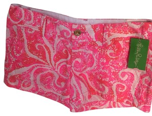 Lilly Pulitzer Mini/Short Shorts pink Pout