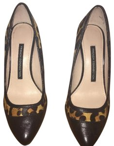 French Connection leopard Pumps