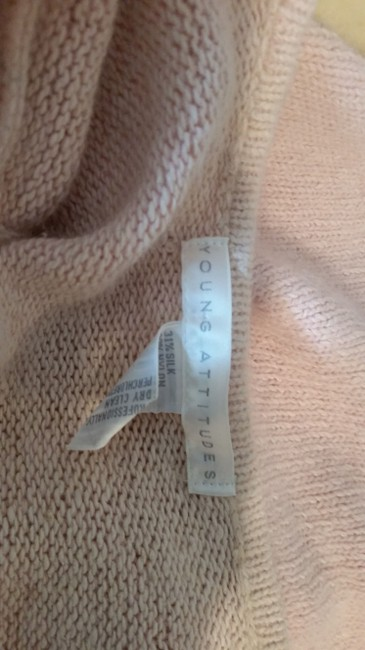 Young Attitudes P2308 Sweater Size Small Vintage Sweatshirt