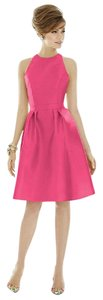 Alfred Sung Pink Alfred Sung Style D696 Dress
