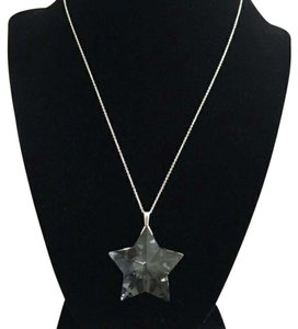 Tiffany & Co. T&Co Crystal Rock Star necklace.