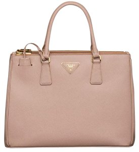Prada Satchel in Blush