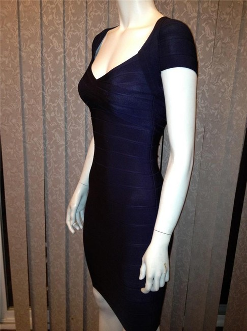 Hervé Leger Bandage Stretch Raquel Dress